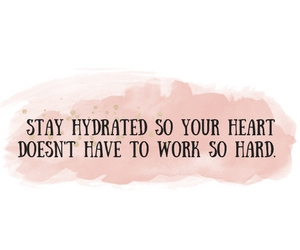 Image result for stay hydrated for your heart
