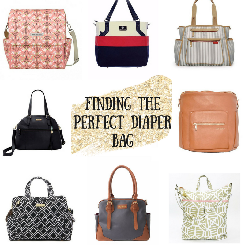 Finding The Perfect Diaper Bag