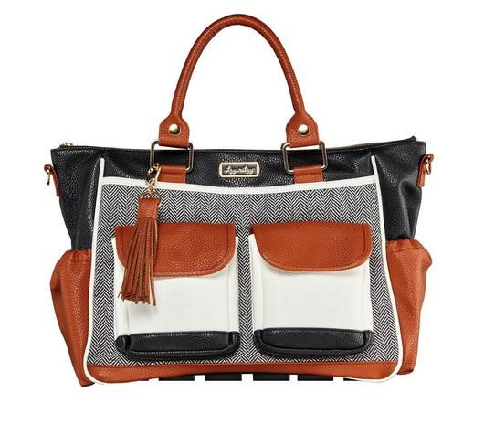 triple threat diaper bag