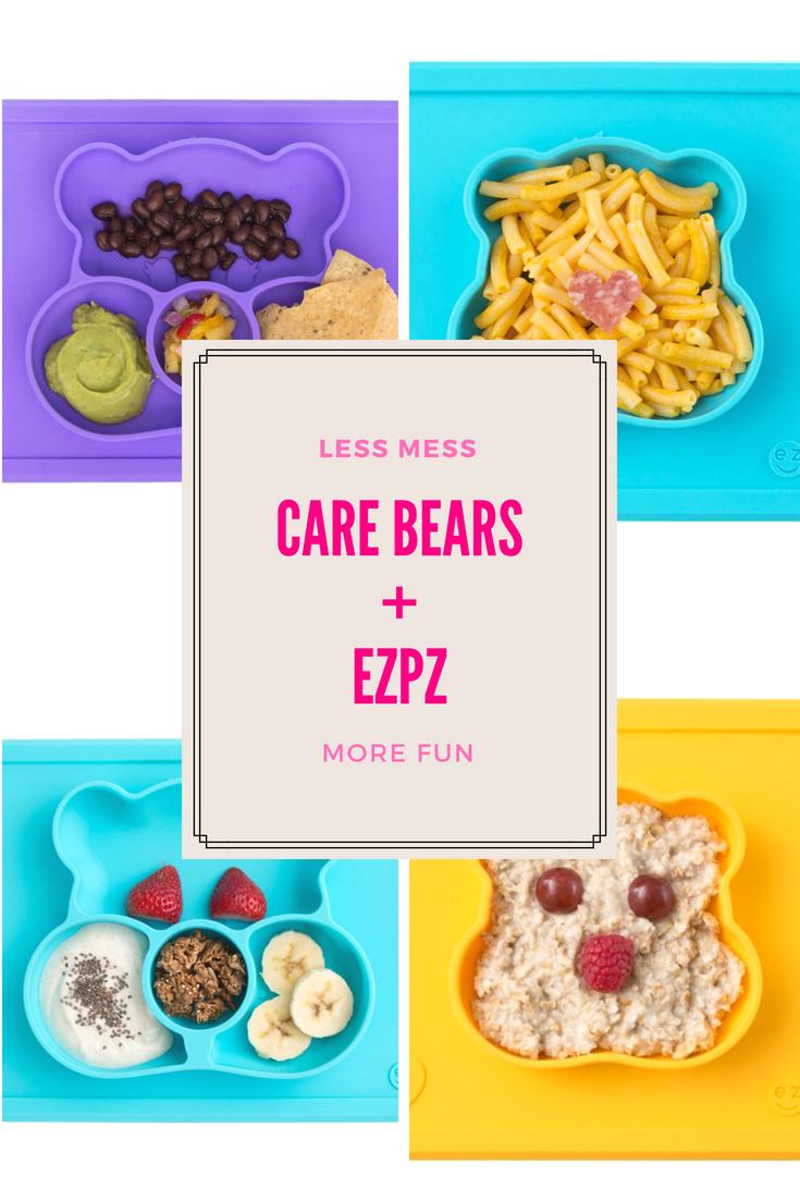 Care Bears+Ezpz