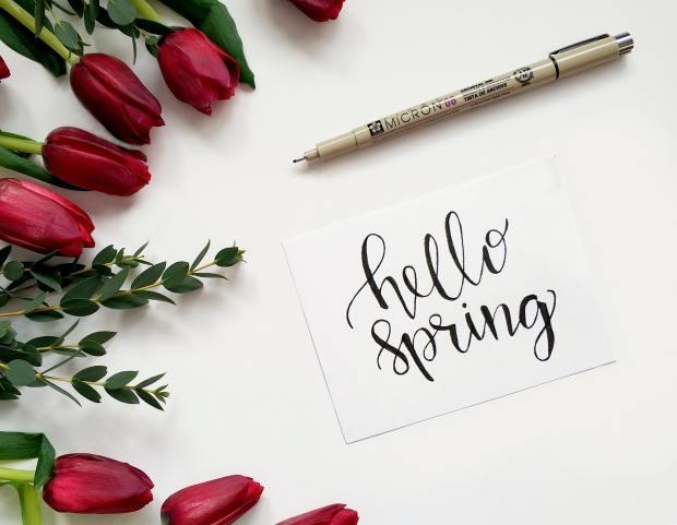 hello-spring-handwritten-paper-920147