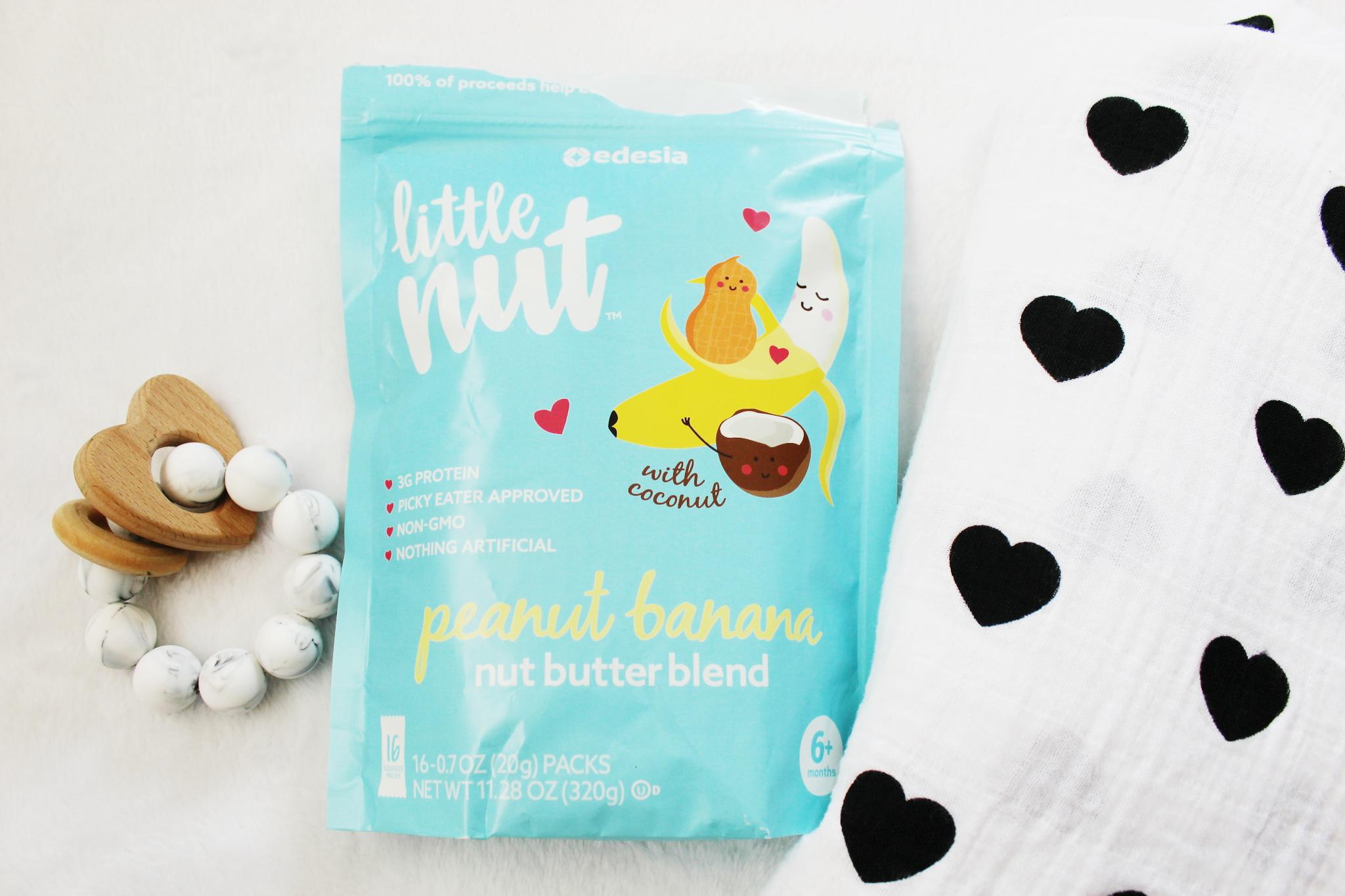 Little Nut Peanut Butter Nut Butter Blend
