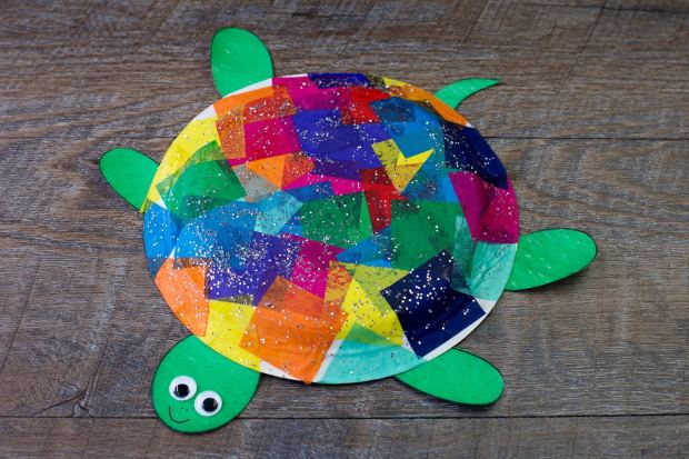Tissue-Paper-Snail-6